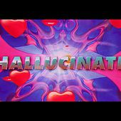 Dua Lipa - Hallucinate (Official Lyrics Video)