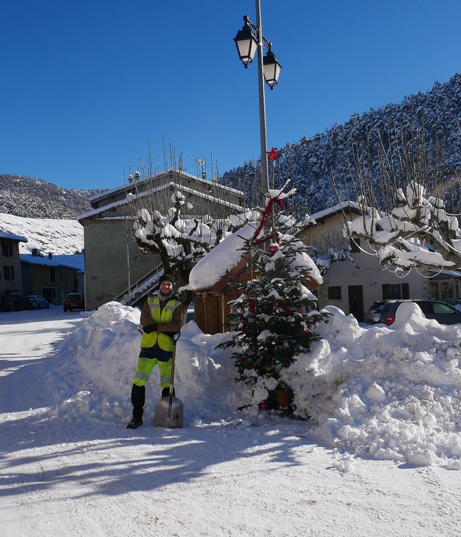 Allons  : l'hiver s'installe