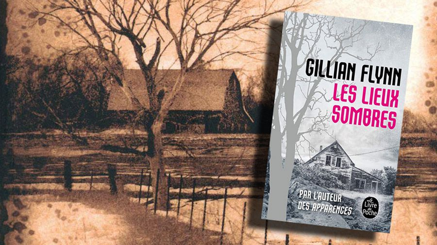 GILLIAN FLYNN - LES LIEUX SOMBRES / DARK PLACES (2009)