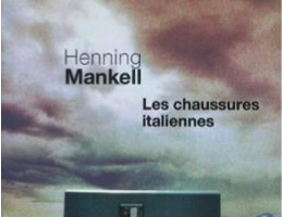 HENNING MANKELL – LES CHAUSSURES ITALIENNES