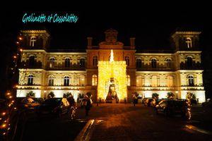 Esprit de Noël au Château de Ferrières