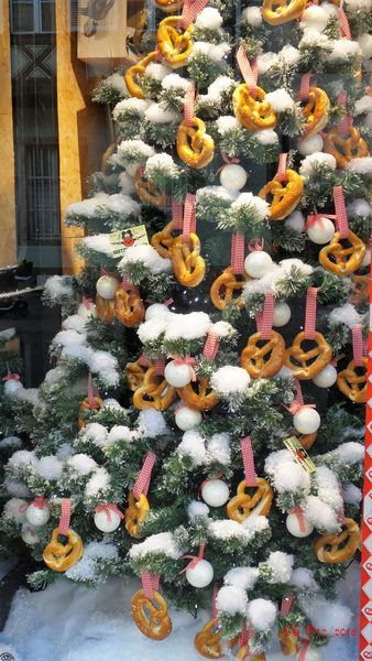 Marché de Noël de Colmar 2016