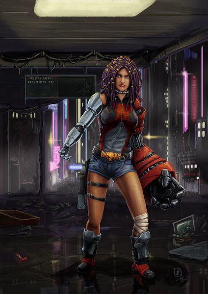 Savage Shadowrun - Cyberware