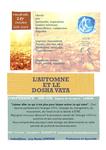 AYURVEDA L'AUTOMNE ET LE DOSHA VATA : Conférence avec Lina lemoine Vend 1/10 20h-22h