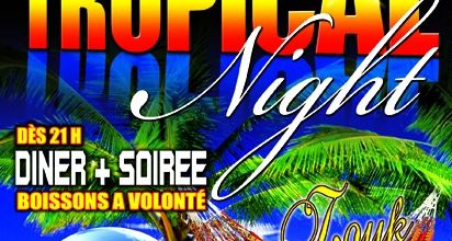 19/01/2013 - Soirée Tropical Night - Marseille