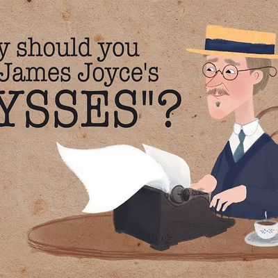 """Why should you read James Joyce's """" Ulysses""""?"""