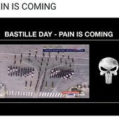 """#FRANCE 💥🧠💥 Vous pensez comme moi que c'est un simple hasard, qu'en ce jour de fête nationale du 14 juillet 2021, l'armée choisit de jouer et faire chanter à des enfants le générique des mondes engloutis = """"L'hymne de la vie"""" 💥💣 - MOINS de BIENS PLUS de LIENS"""