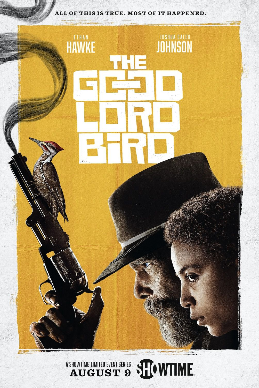 The Good Lord Bird (Mini-series, 7 épisodes) :western déjanté