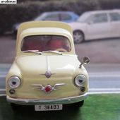 SEAT FORMICHETTA 1964 SOLIDO 1/43 - car-collector.net