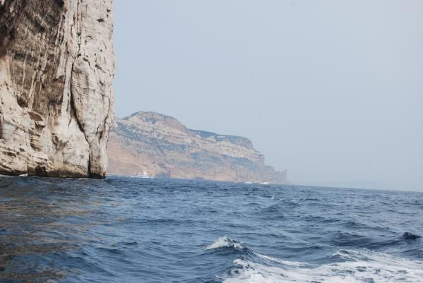 Les plus belles calanques entre Marseille, Cassis et la Ciotat. Photos: Emmanuel et Mariela (mai-juin 2008)