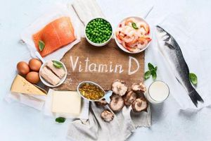 La vitamine D réduit la survenue des cancers à un stade avancé!
