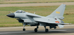 Chinese J-10 fighters deployed to airfields closer to Taiwan