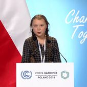 COP24, the speech by 15-year-old climate activist Greta Thunberg everyone should listen to - LifeGate