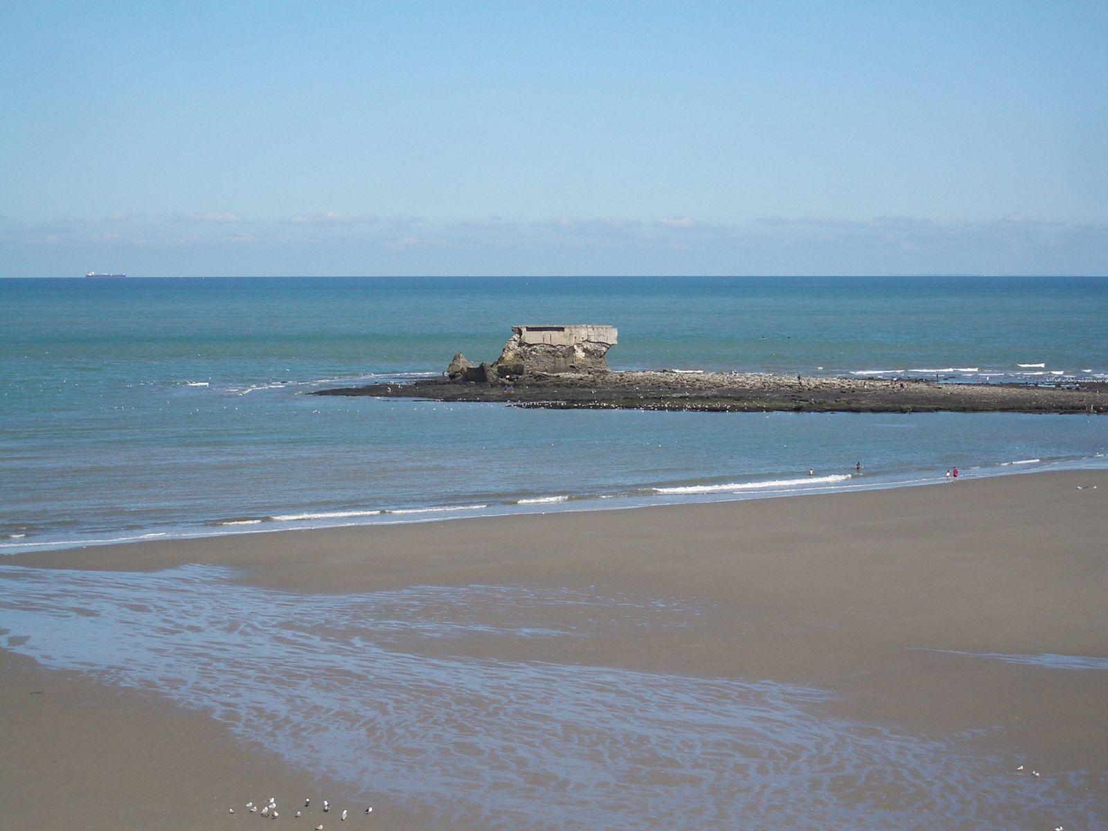 plage de Le Portel