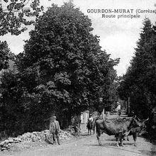 Gourdon-Murat d'hier et d'aujourd'hui