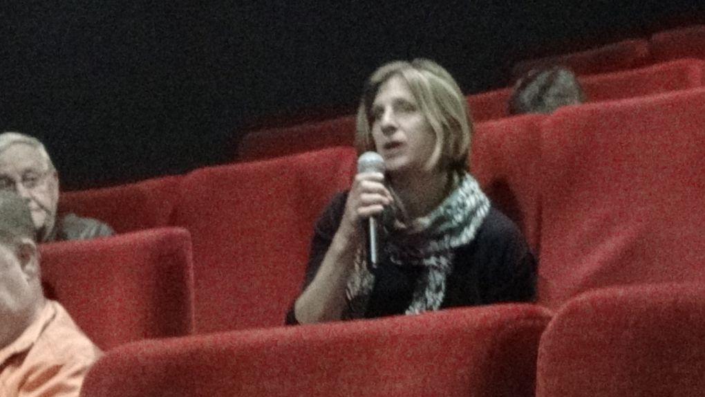 """Perpignan: La vidéo du débat au cinéma Castillet autour du film """"Un allé simple pour Perpignan"""" avec Bertrand Schmit , René Granmont animé par Nicolas Caudeville"""