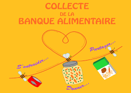Tends ta main aux pauvres: Banque Alimentaire