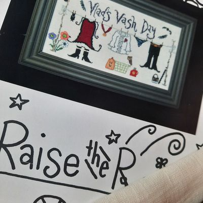 Vlad's Vash Day by RAISE THE ROOF DESIGNS #1