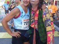 SUISSE ... 100 Km de Bienne ... Marathon Lausanne