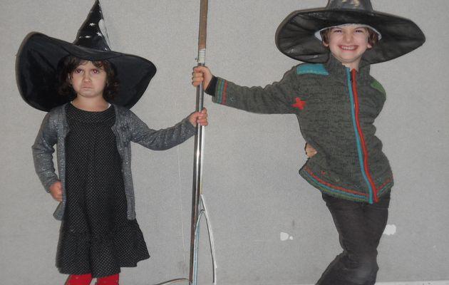 """""""2 sorcières en colère"""""""