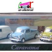 COFFRET TRIO DE AUSTIN MINI 1000 COOPER CARARAMA 1/43 - car-collector.net