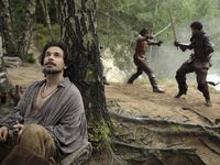 [Chacun pour soi] The Musketeers