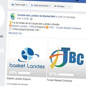 Confinement dans les Landes :: La Coupe des Landes de basket en mode virutelle / Landes Infos
