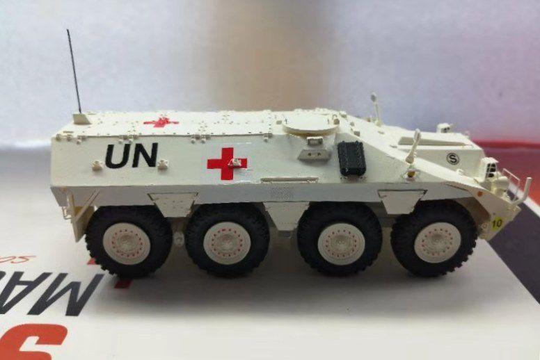 Prototype de la version ambulance UN