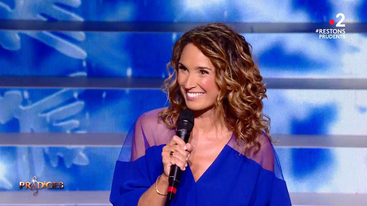 Marie-Sophie Lacarrau - 1er Décembre 2020