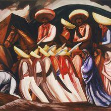 Jose Clemente Orozco - Zapatistas -1931