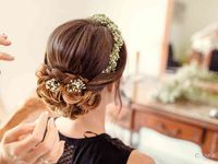 Coiffures de mariage + concours ❤️ Wedding hairstyles+giveaway