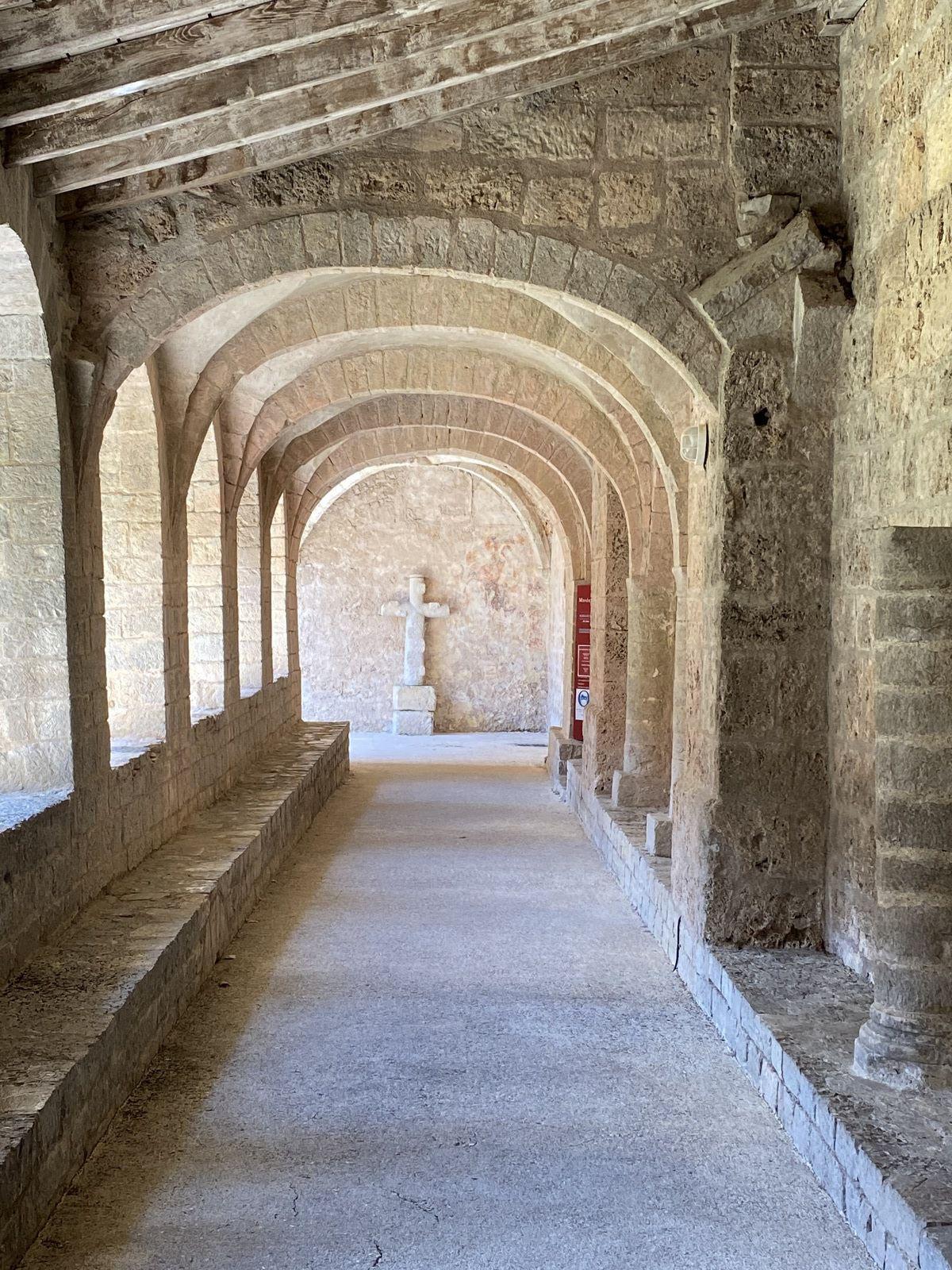 L'Abbaye de Gellone, au coeur de Saint-Guilhem-le-Désert