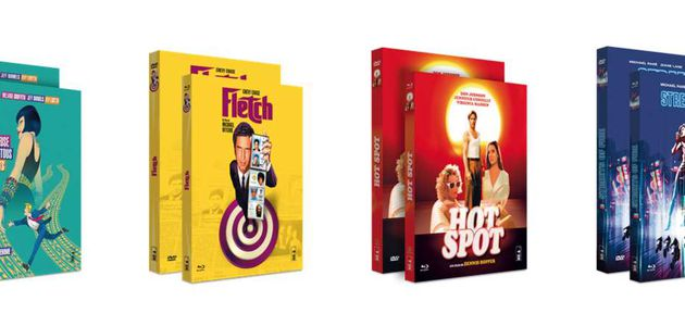 CONCOURS: 4 BLU-RAY CULTES À GAGNER !