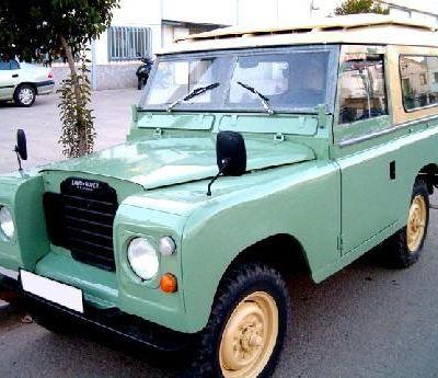 PRUEBA: Land Rover Santana 88 y 109