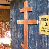 L'église orthodoxe de Saint Marcel Campes dans le Tarn - www.dedans-dehors.com