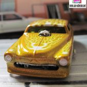 ROLLING THUNDER - FORD MERCURY FUNNY CAR HOT WHEELS 1/64 - car-collector.net