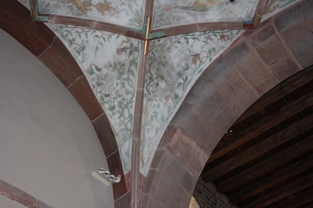 Sur la Route Romane d'Alsace, Altenstadt
