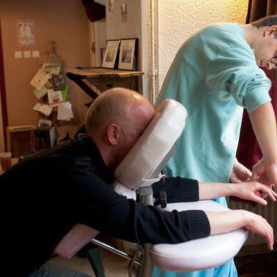 Les massages de Raimon