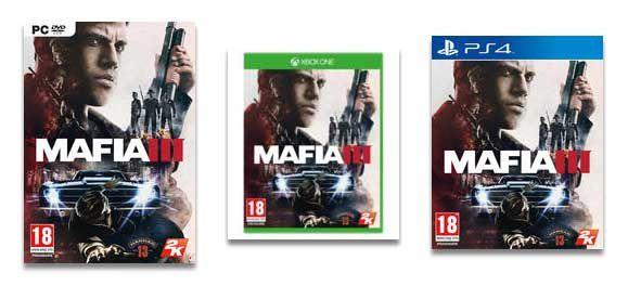 Jeux video: Mafia III - Nouveau trailer Les Marcano - La Mafia Italienne !