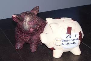 Des cochons, des tirelires, des cochons tirelires ...