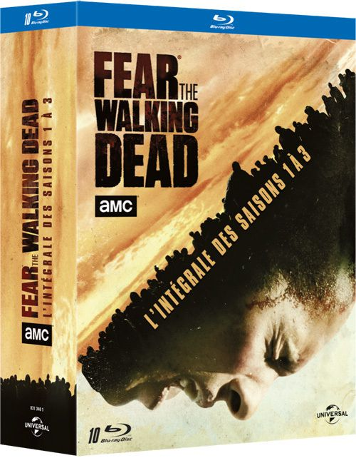 La saison 3 de Fear the Walking Dead en DVD et Blu-Ray le 5 décembre 2017 !