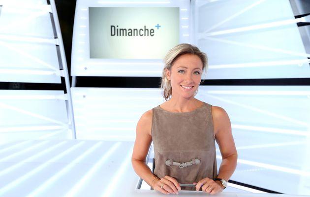 """Anne-Sophie Lapix rejoint France 5 et présentera """"C à vous"""""""