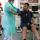 Hundreds of coronavirus patients have joined a new 'bootcamp' aimed at treating their lingering symptoms