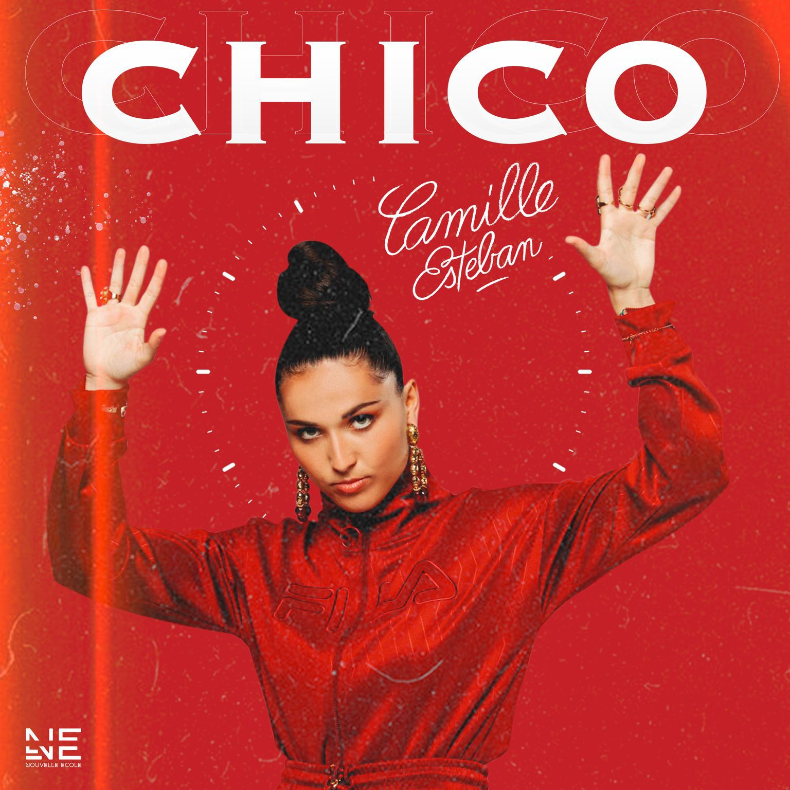 Camille Esteban, The Voice, Chico