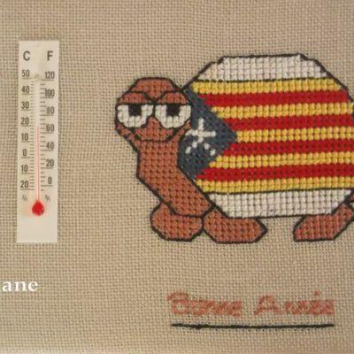 Une nouvelle Tortue: La Catalane
