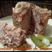 Jambonneau de porc en conserves - Cuisine gourmande de Carmencita