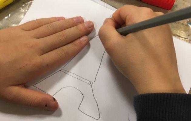 Idée d'activité durant le confinement à domicile : tenir son journal de bord illustré