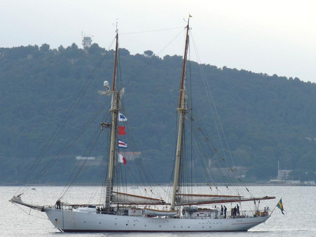 FALKEN  S02 , navire école de la marine royale suédoise