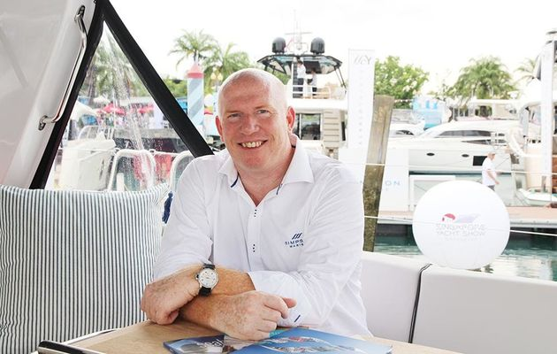 Richard Allen appointed General Manager for Simpson Marine