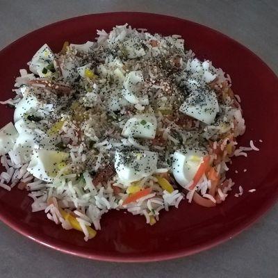 #IdéeMenu n°2 : salade complète
